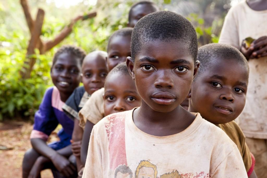 Ik word moeder Kameroen-355