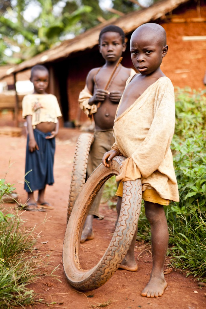 Ik word moeder Kameroen-404