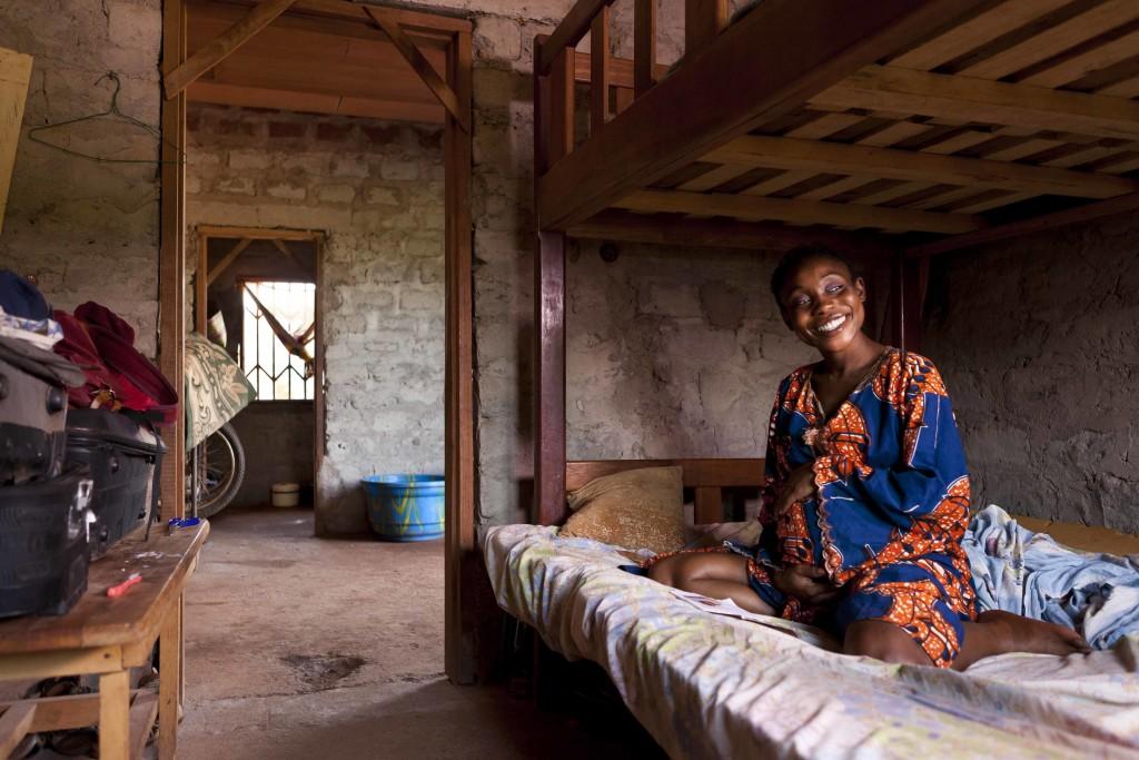 Ik word moeder Kameroen-7097
