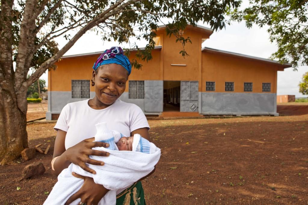 Ik word moeder Kameroen-7222